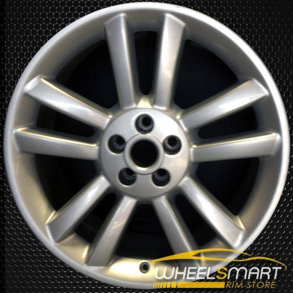 "19"" Jaguar XJ OEM wheel 2008-2009 Silver alloy stock rim 59746 ALY59746U20"