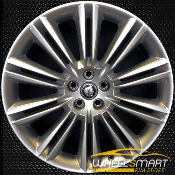 "20"" Jaguar XJ OEM wheel 2010-2018 Polished alloy stock rim ALY59865U80"