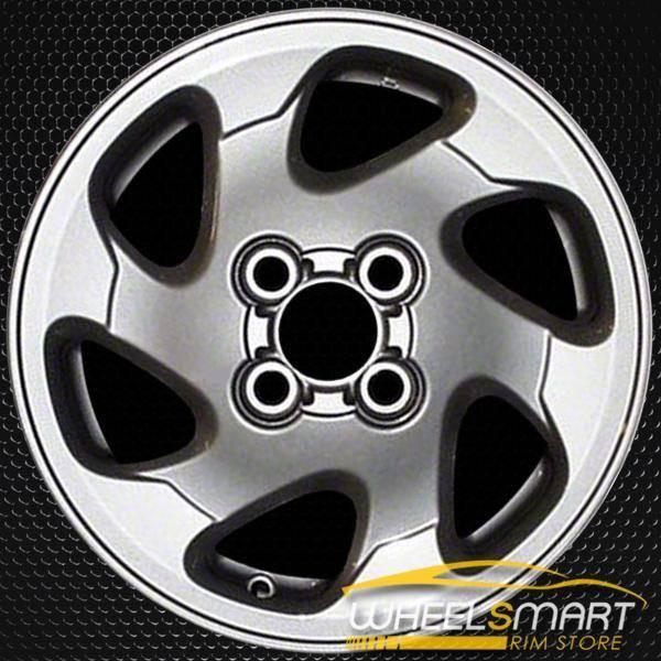 "14"" Nissan 200SX OEM wheel 1995-1999 Silver alloy stock rim ALY62324U10"