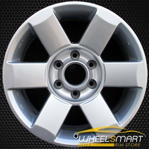 "18"" Nissan Titan OEM wheel 2004-2007 Silver alloy stock rim ALY62439U20"