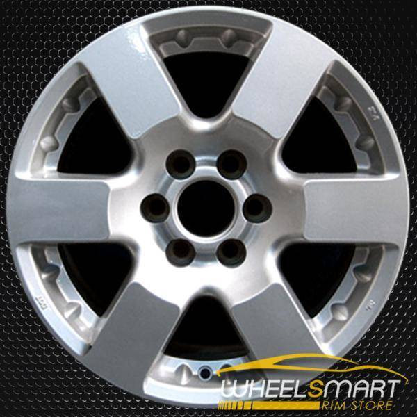 "16"" Nissan Frontier OEM wheel 2006-2008 Silver alloy stock rim ALY62463U20"