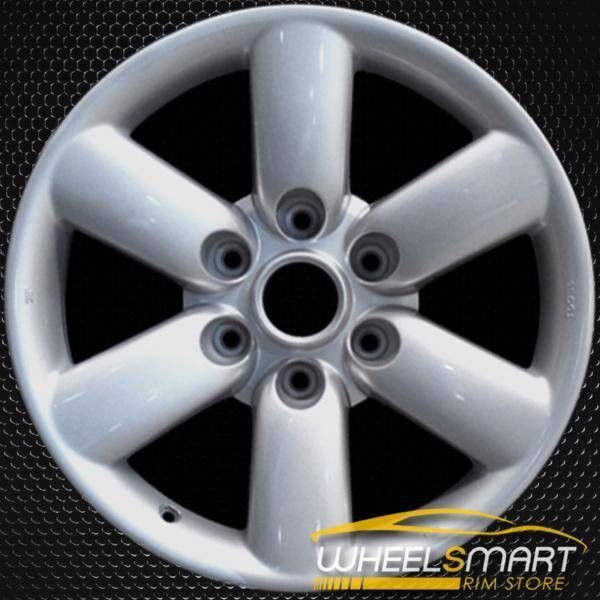"18"" Nissan Titan OEM wheel 2008-2015 Silver alloy stock rim ALY62493U20"