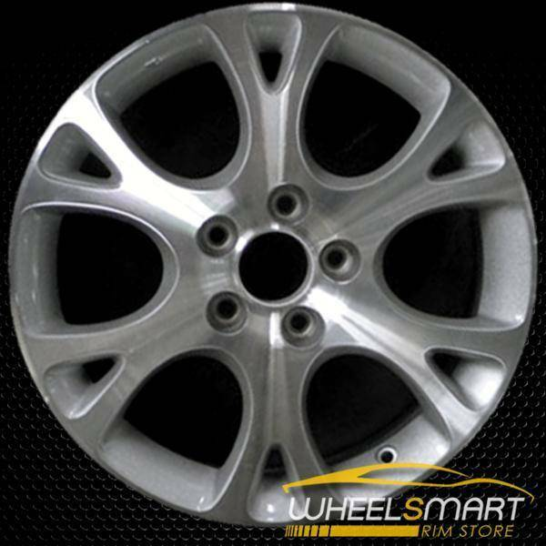 "17"" Honda Accord OEM wheel 2003-2007 Machined alloy stock rim ALY63864U20"