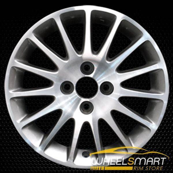 "15"" Honda Civic OEM wheel 2004-2005 Machined alloy stock rim ALY63874U20"