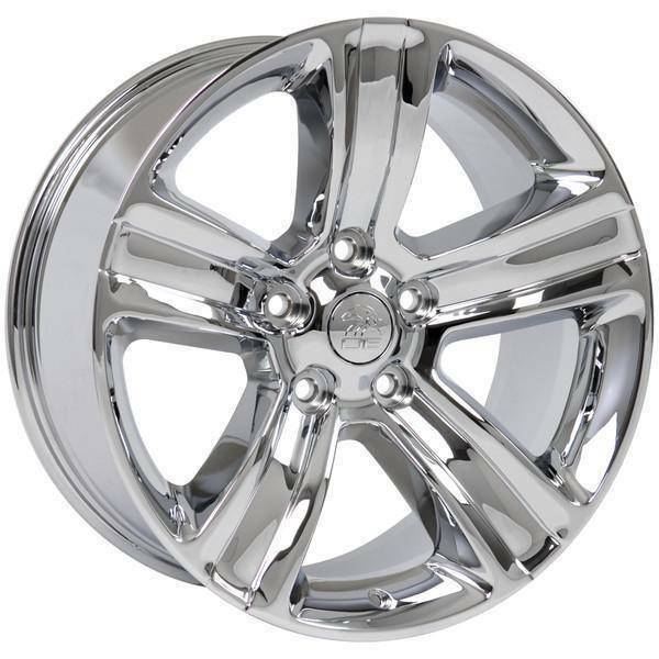 "20"" Dodge Durango replica wheel 2004-2009 Chrome rims 9504058"