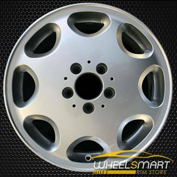 "16"" Mercedes S320 OEM wheel 1995-1997 Silver alloy stock rim ALY65164U10"
