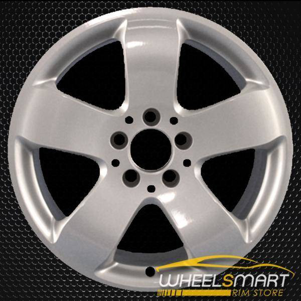 "17"" Mercedes E500 OEM wheel 2003-2005 Silver alloy stock rim ALY65296U20"