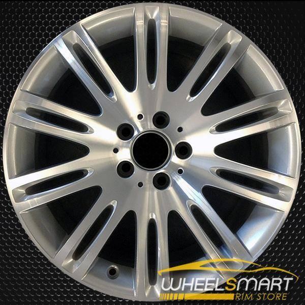 "18"" Mercedes E350 OEM wheel 2007-2009 Machined alloy stock rim ALY65433U10"