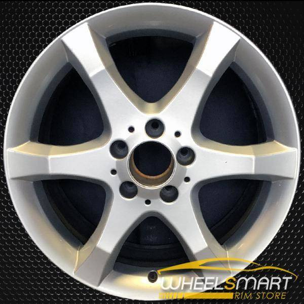 "17"" Mercedes C230 OEM wheel 2007 Silver alloy stock rim ALY65437U20"