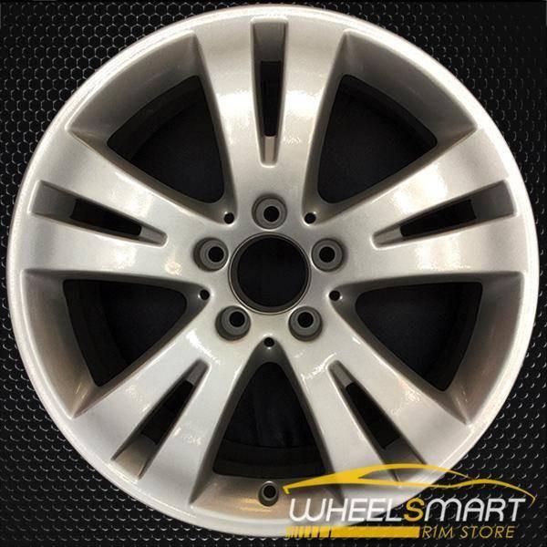 "17"" Mercedes C Class OEM wheel 2008-2013 Silver alloy stock rim ALY65524U20"