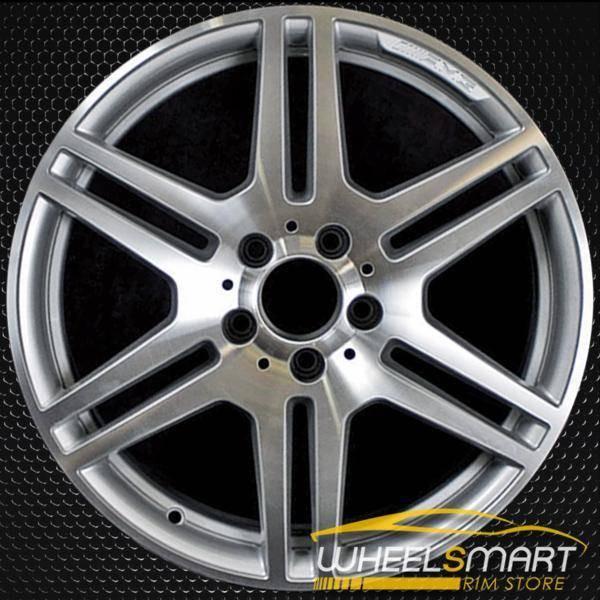 "17"" Mercedes C350 OEM wheel 2008-2011 Machined alloy stock rim ALY65529U10"