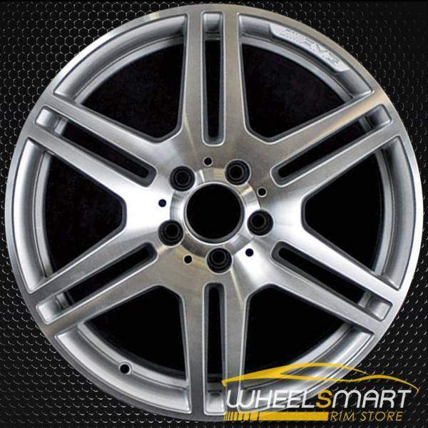 "17"" Mercedes C350 OEM wheel 2008-2011 Machined alloy stock rim ALY65530U10"