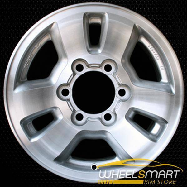 """15"""" Toyota 4Runner OEM wheel 1995-2002 Machined alloy stock rim ALY69346A10"""