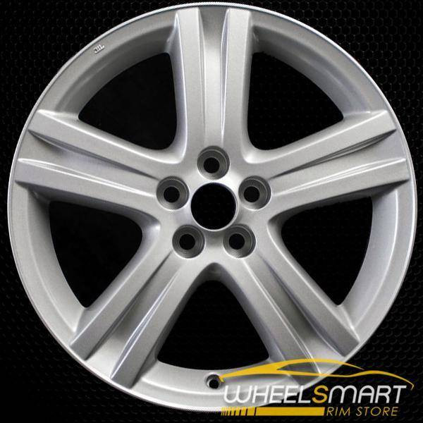 "17"" Toyota Matrix OEM wheel 2009-2014 Silver alloy stock rim ALY69541U20"