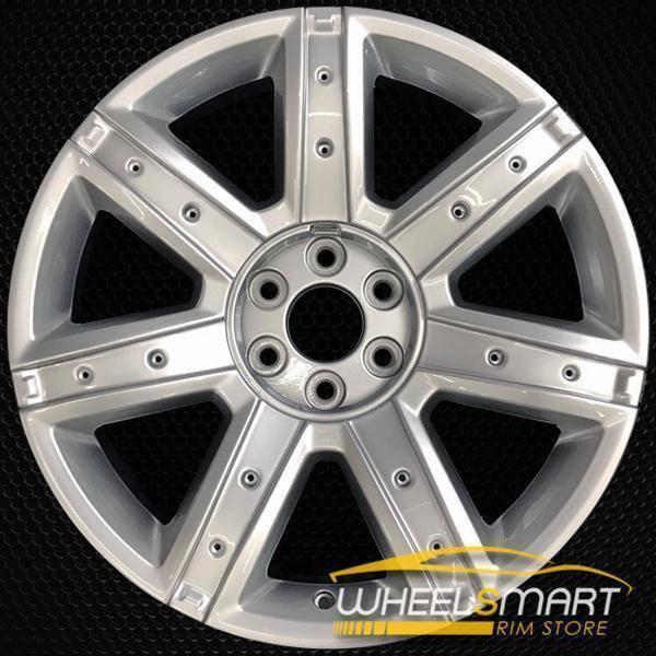 "22"" Cadillac Escalade oem wheel 2015-2018 Silver alloy stock rim 4739"