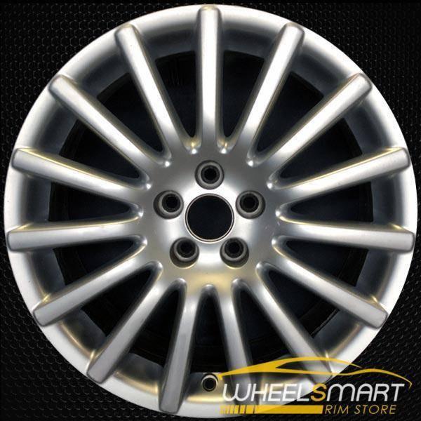 "17"" Volkswagen VW Golf OEM wheel 2004-2007 Silver alloy stock rim ALY69805U20"