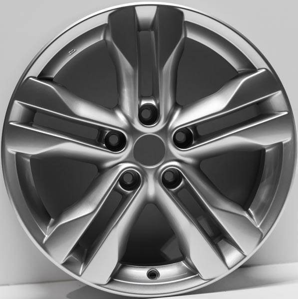 "17"" Nissan Rogue Replica wheel 2012-2015 replacement for rim 62574"