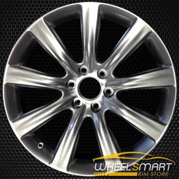 "22"" Infiniti QX56 OEM wheel 2011-2013 Hypersilver alloy stock rim ALY73729U78"