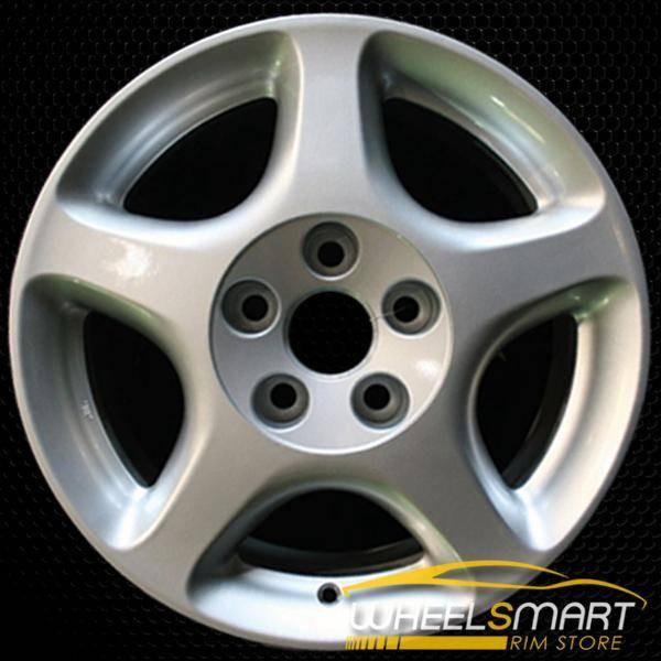 "16"" Lexus GS300 OEM wheel 1998-2000 Silver alloy stock rim ALY74146U10"