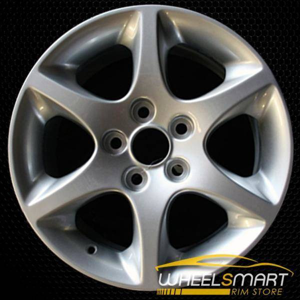"16"" Lexus GS300 OEM wheel 2001-2005 Silver alloy stock rim ALY74168U20"