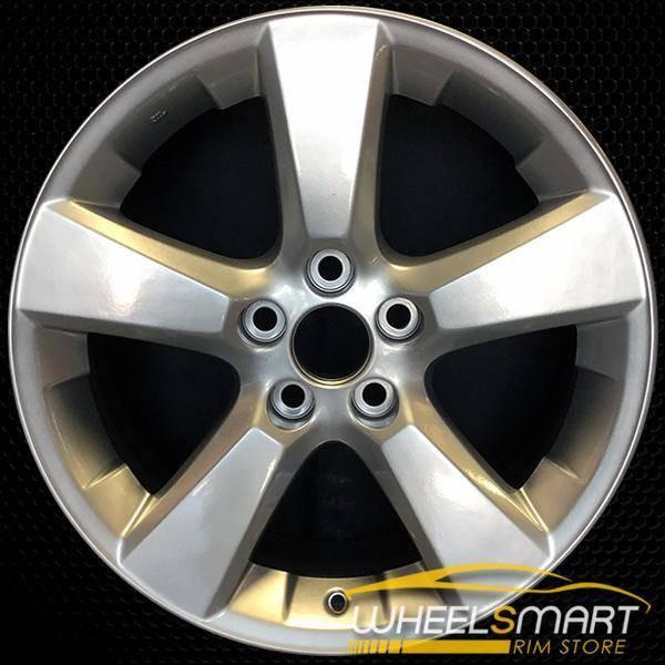 "18"" Lexus RX350 OEM wheel 2007-2009 Silver alloy stock rim 74171 ALY74171U20"