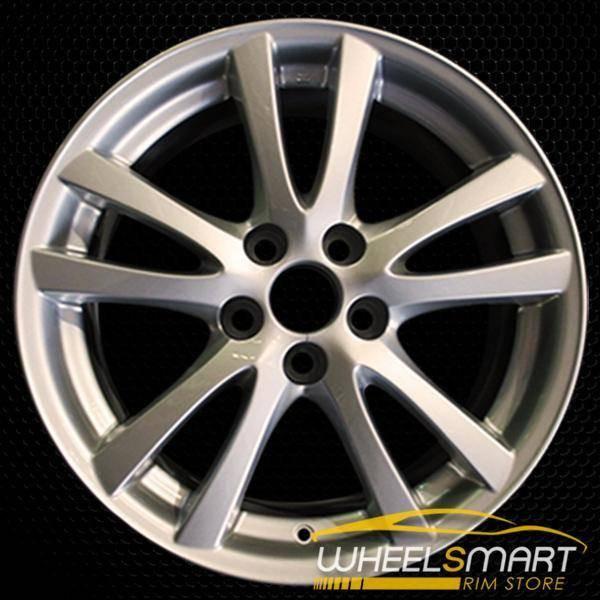 "18"" Lexus IS350 OEM wheel 2006-2008 Silver alloy stock rim 74214 ALY74214U20"