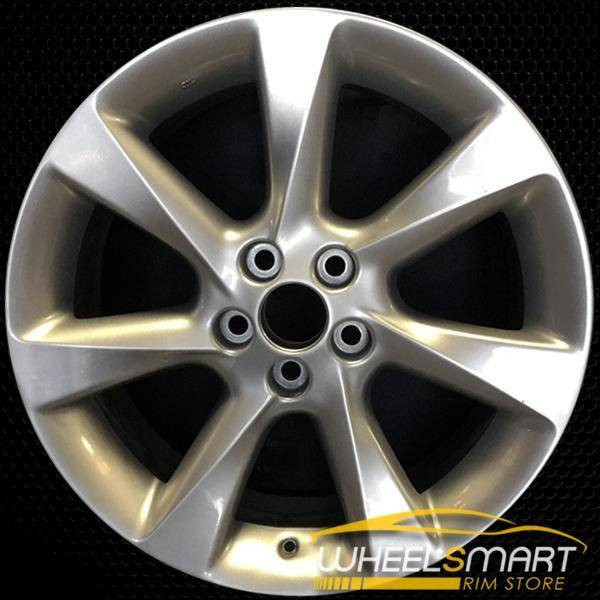 "19"" Lexus RX350 OEM wheel 2010-2012 Silver alloy stock rim 74252 ALY74252U20"