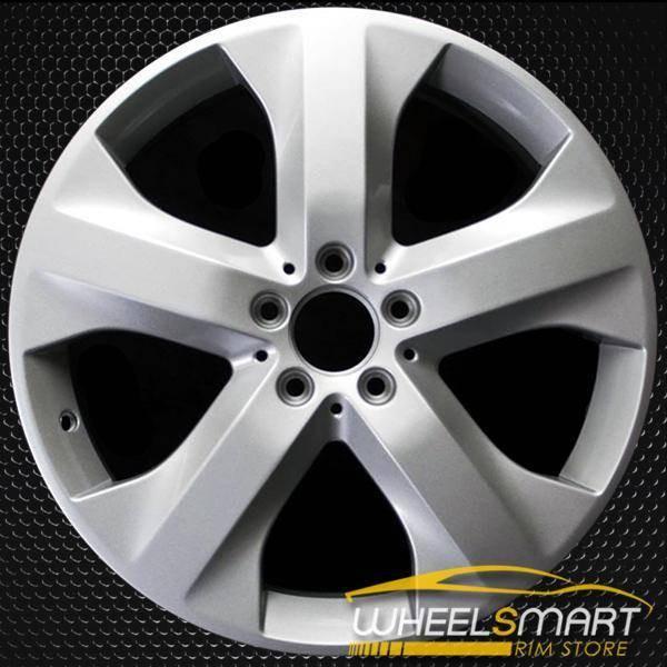 """19"""" Mercedes ML350 OEM wheel 2009-2011 Silver alloy stock rim ALY85071U20"""