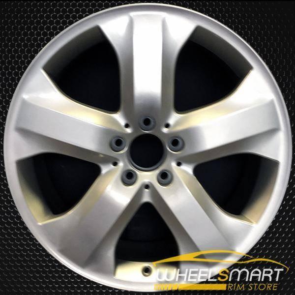 """19"""" Mercedes GL450 OEM wheel 2010-2012 Silver alloy stock rim ALY85107U20"""