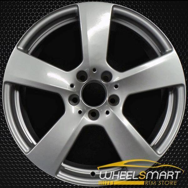 "18"" Mercedes E350 OEM wheel 2011-2013 Silver alloy stock rim ALY85152U20"