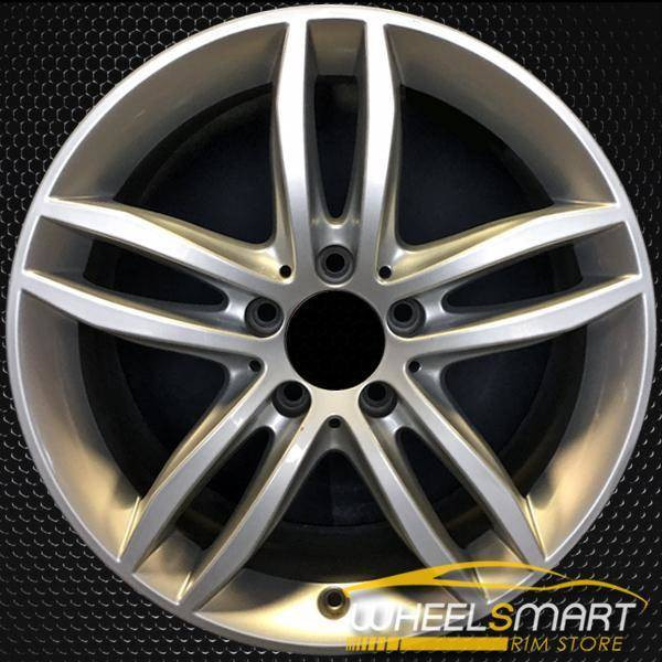 "17"" Mercedes C250 OEM wheel 2012-2014 Silver alloy stock rim ALY85227U20"