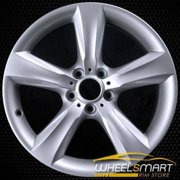 "19"" BMW X3 OEM wheel 2015-2017 Silver alloy stock rim ALY86102U20"