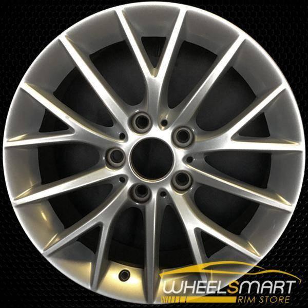 "17"" BMW M240i OEM wheel 2017-2018 Silver alloy stock rim ALY86153U20"
