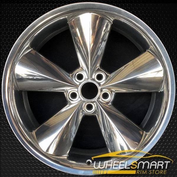 """20"""" Dodge Challenger rims for sale 2012-2018 Polished OEM wheel ALY02524U80"""