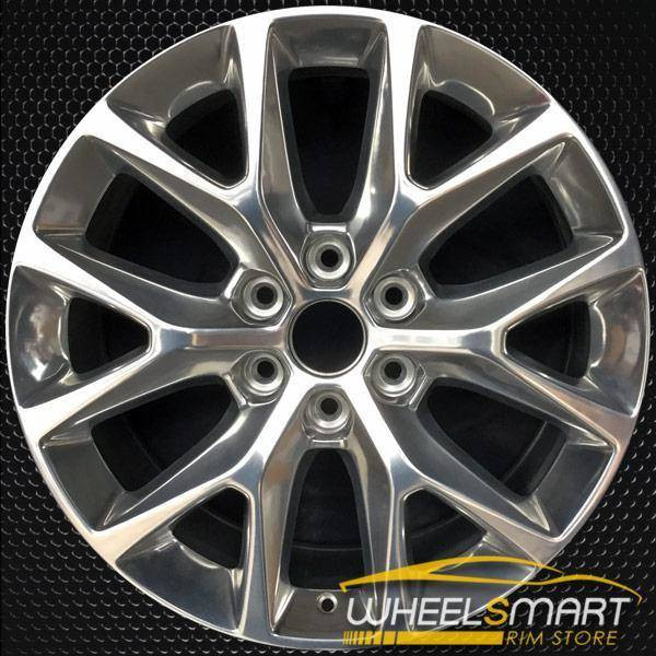 "20"" Ford Expedition rims for sale 2015-2016 Polished OEM wheel ALY03989U80"