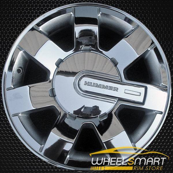 "16"" Hummer H3 rims for sale 2006-2010 Chrome OEM wheel ALY06303U85"