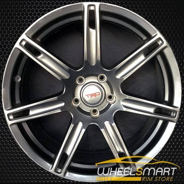 "19"" Scion TC rims for sale 2011-2016 Hypersilver OEM wheel ALY69616U77"