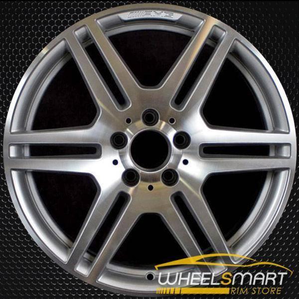 "18"" Mercedes E350 rims for sale 2010-2013 Machined OEM wheel ALY85126U10"