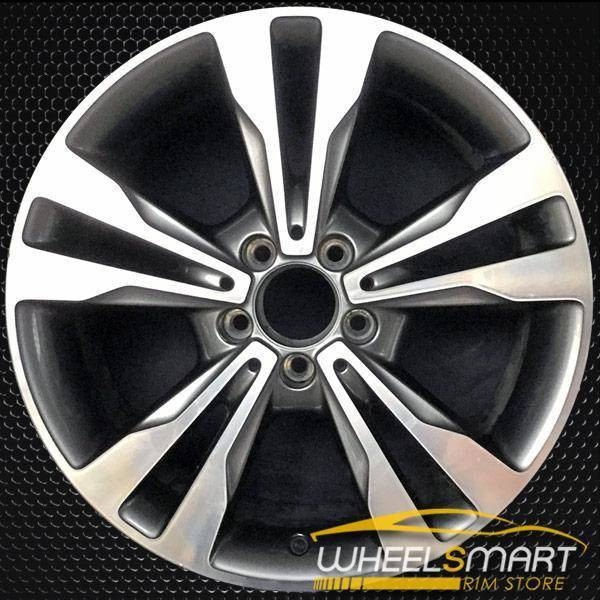 "18"" Mercedes C300 rims for sale 2016-2018 Machined OEM wheel ALY85370U10"