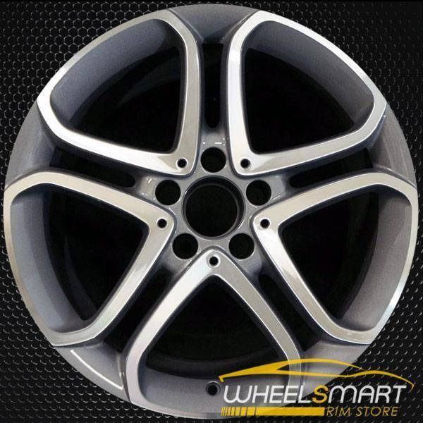 """18"""" Mercedes CLS400 rims for sale 2015-2017 Machined OEM wheel ALY85431U35"""