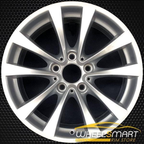 "17"" BMW 3 Series rims for sale 2014-2018 Silver OEM wheel ALY86015U20"