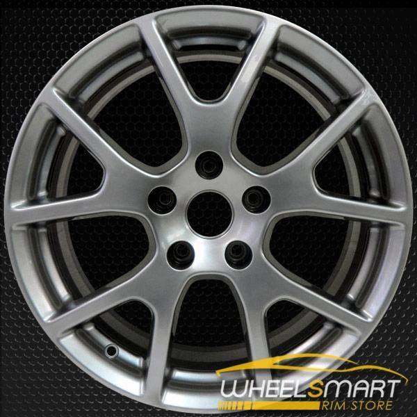 "19"" Dodge Journey rims for sale 2011-2018 Silver OEM wheel ALY02500U20"