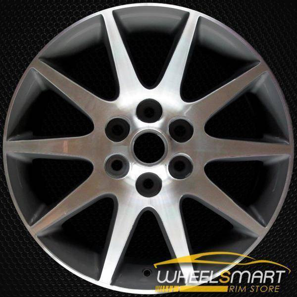 """19"""" Buick Enclave oem wheel 2013-2017 Machined alloy stock rim 4131"""