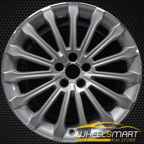 "19"" Audi A8 rims for sale 2009-2018 Silver OEM wheel ALY58985U10"