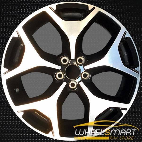 "18"" Subaru Forester rims for sale 2014-2016 Machined OEM wheel ALY68815U45"