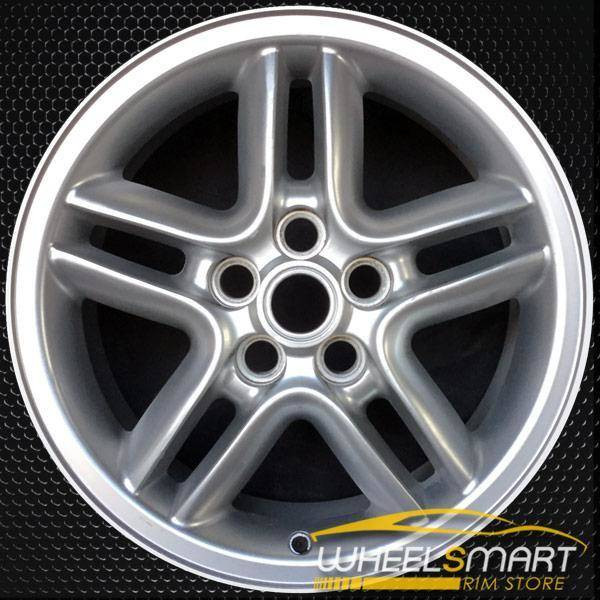 """18"""" Land Rover Discovery rims for sale 2003-2004 Hypersilver OEM wheel ALY72152U78"""