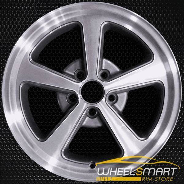 """17"""" Ford Mustang rims for sale 2003-2004 Charcoal OEM wheel ALY03523U30"""