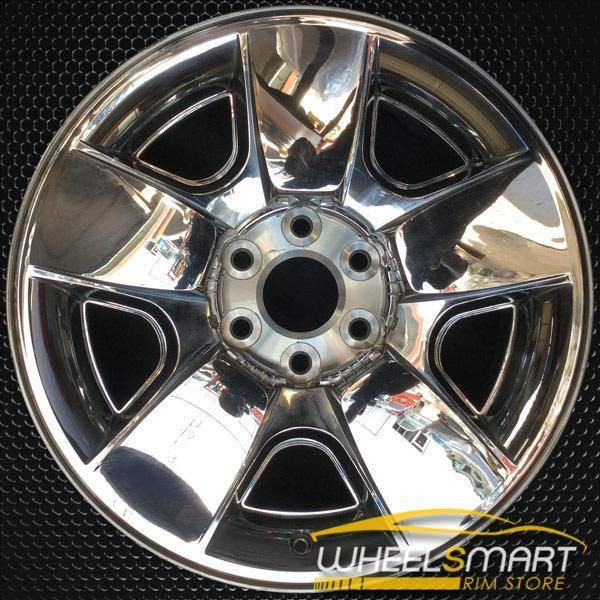 """20"""" Chevy Avalanche rims for sale 2009-2011 Chrome OEM wheel ALY05417U86N"""