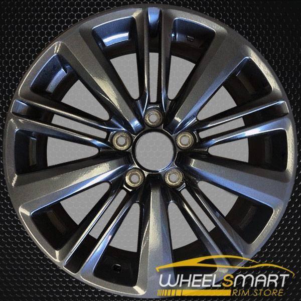 "17"" Subaru WRX rims for sale 2015-2018 Charcoal OEM wheel ALY68829U30"