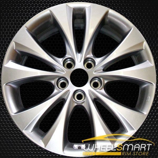 """18"""" Hyundai Azera rims for sale 2012-2014 Silver OEM wheel ALY70830U20"""